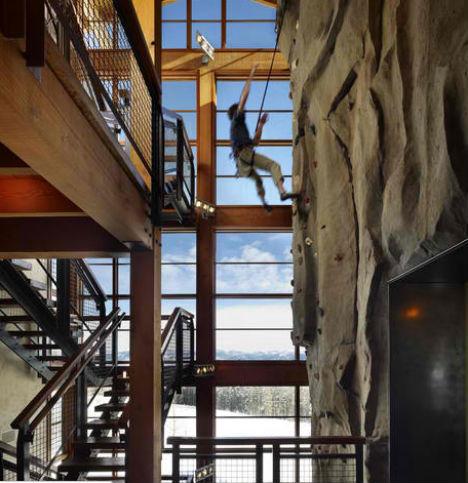 Climbing Walls Krannitz Yellowstone 2