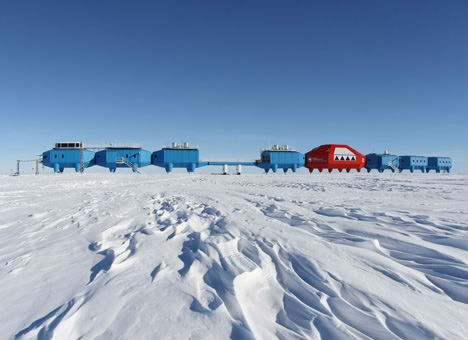 First MObile Research Station Antarctica 3