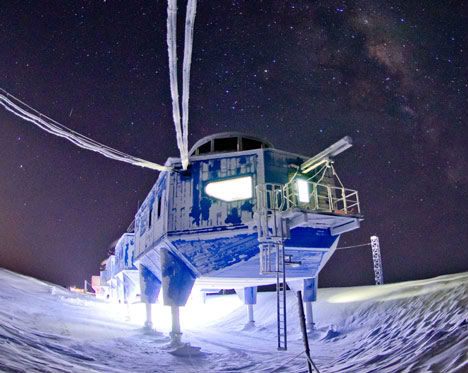 First Mobile Research Station Antarctica 4