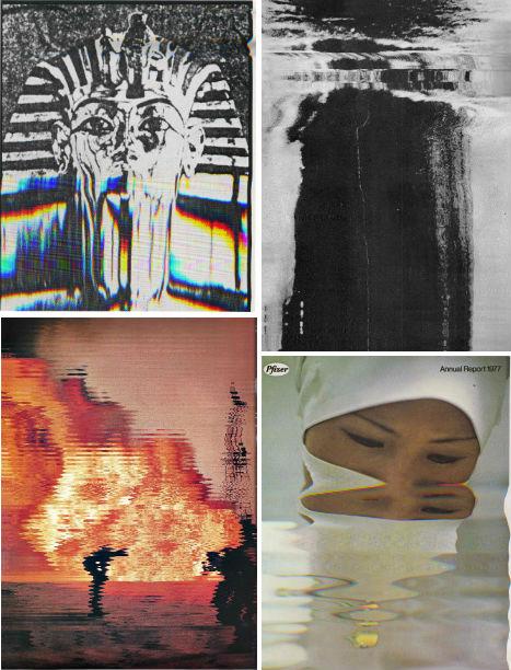 Glitch Art Nicholas Ballesteros