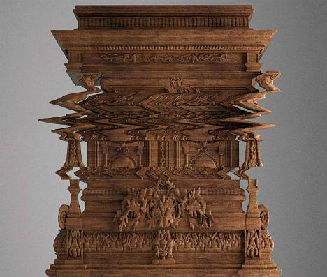 Glitch Cabinet 1