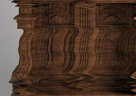Glitch Cabinet 5