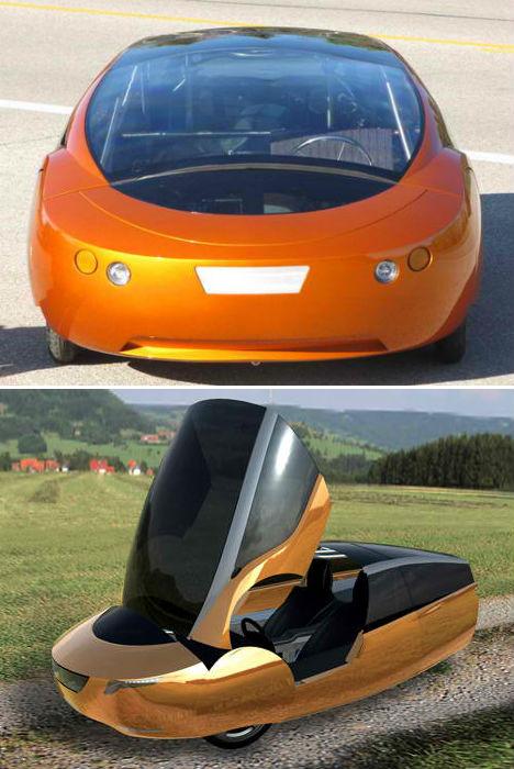 Urbee 2 3D Printed Car 3