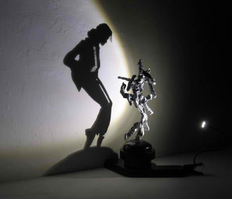 Wiegman Shadow Sculptures 1