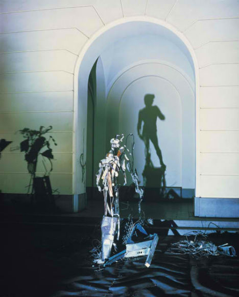 Wiegman Shadow Sculptures 2
