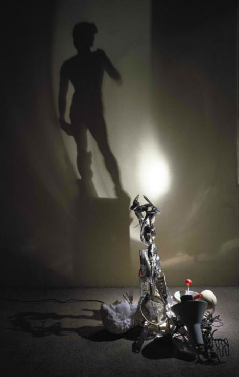 Wiegman Shadow Sculptures 3