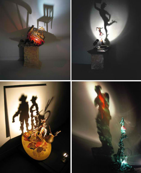 Wiegman Shadow Sculptures 5