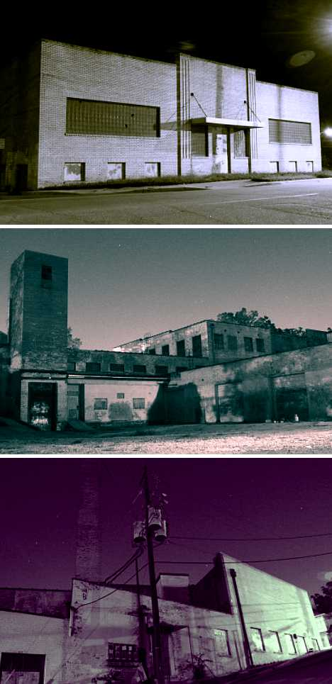 abandoned Staudt Bakery Raleigh NC