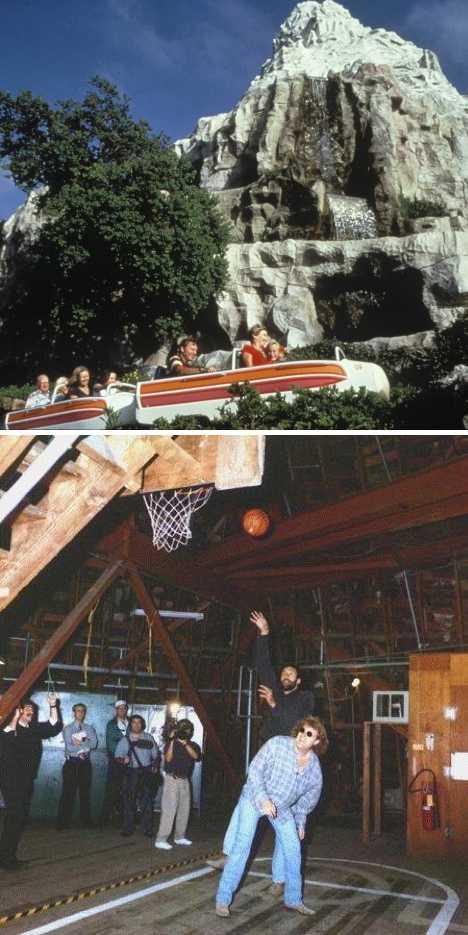 Slam Drunk 12 Weird Wild Wacky Basketball Courts Urbanist