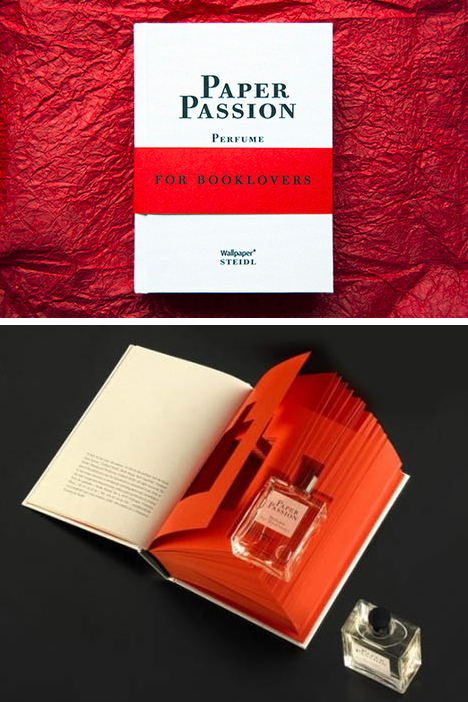 classic book smell perfume