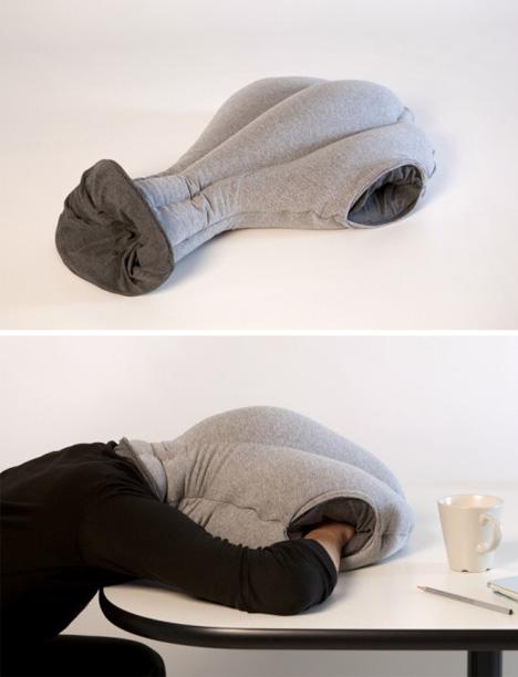 light sound blocking pillow