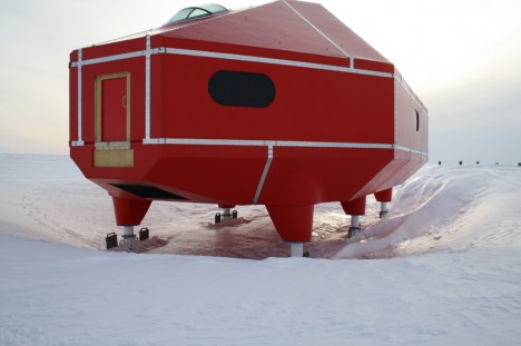 mobile winter module