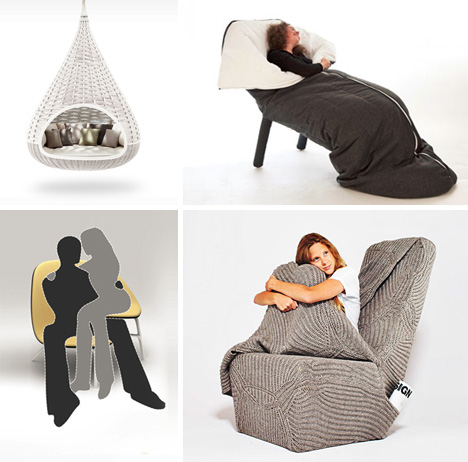 snuggle seating