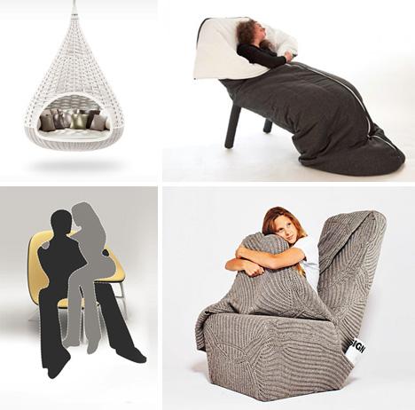 snuggle seating