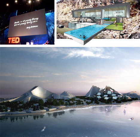 ted architecture