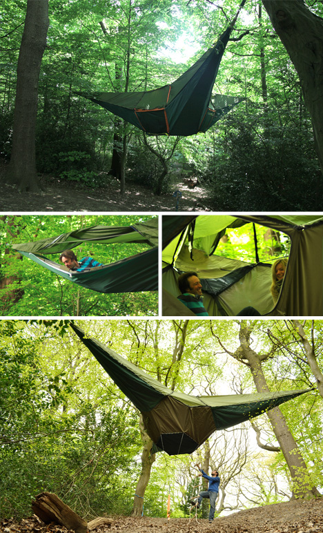 tentsile three legged tent