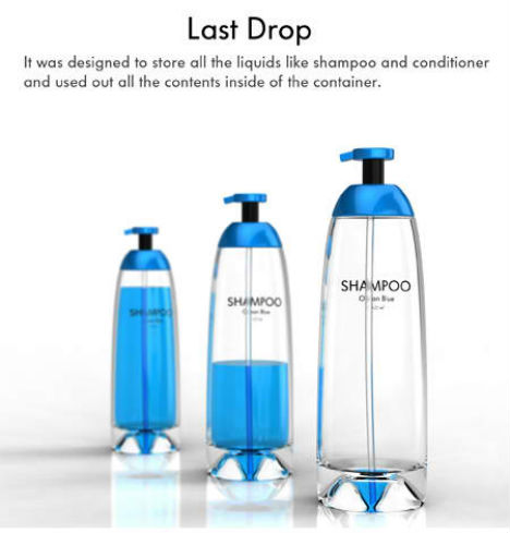 Designer Bottles Last Drop