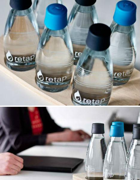 Designer Bottles Retap