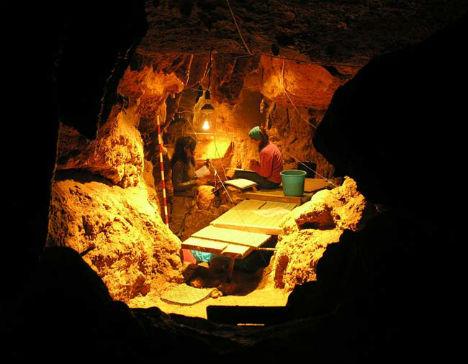 Human Bones Neanderthal Cannibals