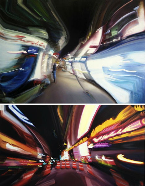 Intoxication Paintings 2