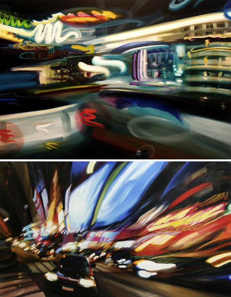 Intoxication Paintings 5