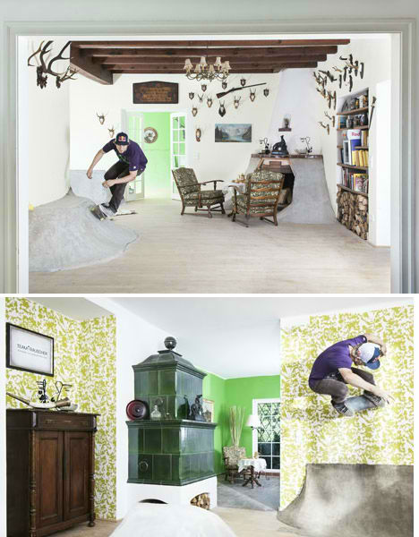 Private Playgrounds Skate Villa