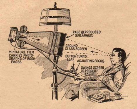Retrofuturistic Gadgets iPad 1937