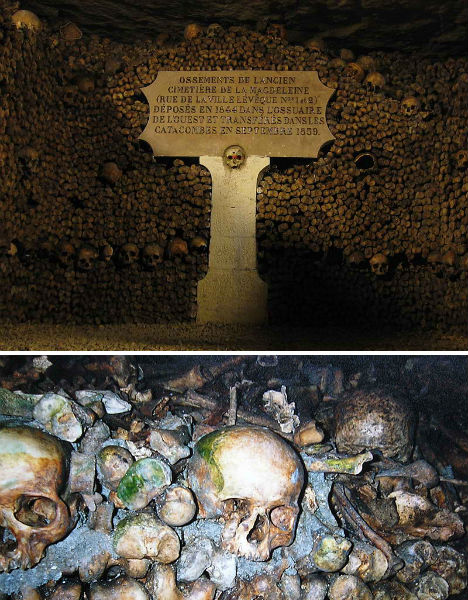 Secret Architecture Paris Catacombs