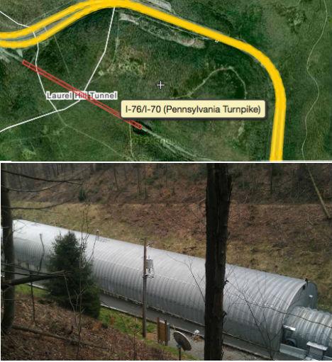 Secret Racing Tunnel 2
