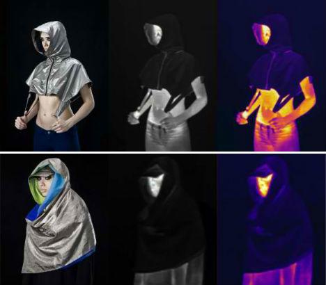 Stealth Wear Anti-Drone Fashion 1