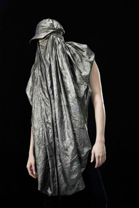 Stealth Wear Anti-Drone Fashion 2