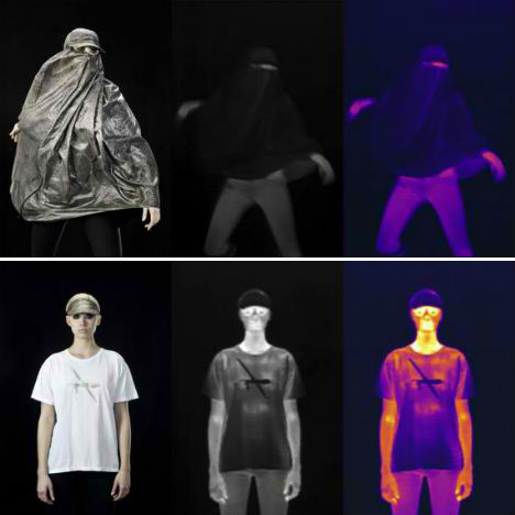 Stealth Wear Anti-Drone Fashion 3