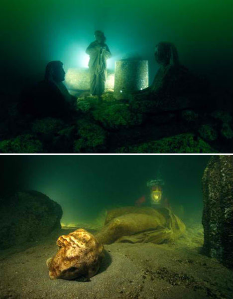 Submerged Cities Alexandria 2