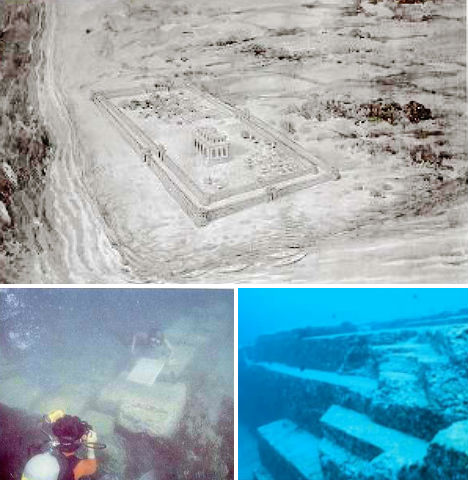 Submerged Cities Dwarka India