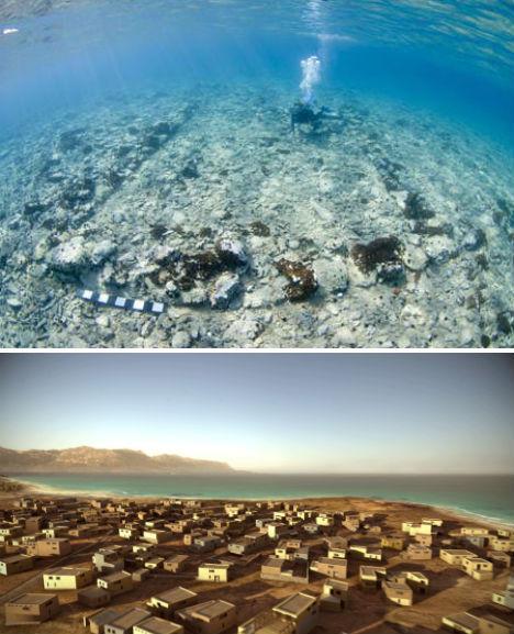 Submerged Cities Pavlopetri