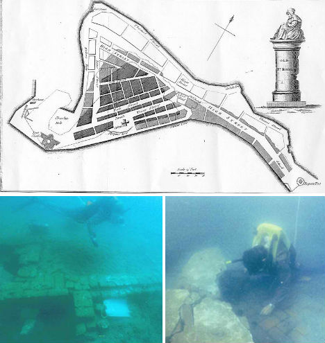 Submerged Cities Port Royal