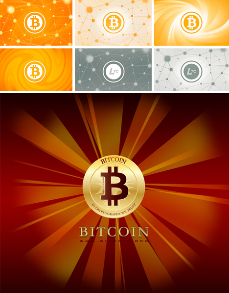 bitcoin wallpaper digital designs