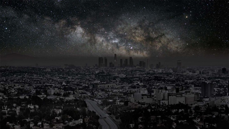 city night photo