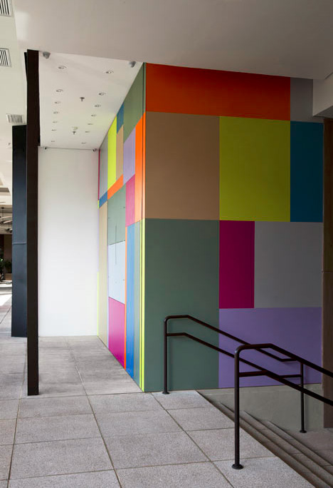 colorful storefront closed configuration
