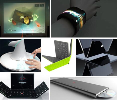 flexible computer concepts