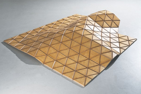 flexible wood