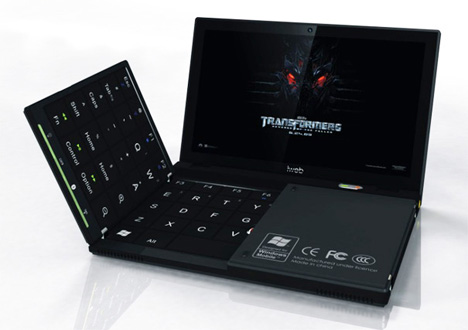 iweb foldable keyboard laptop