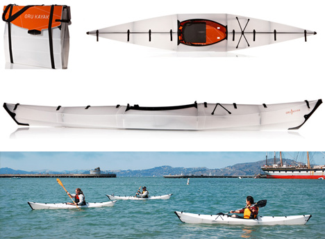 kayak flat pack