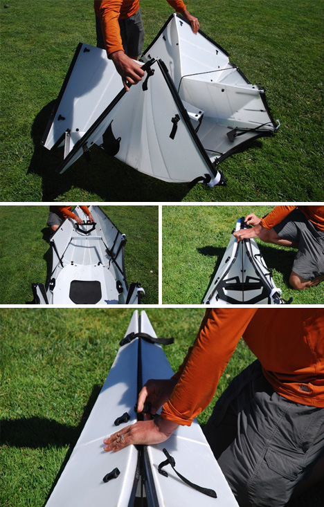 kayak portable folding design