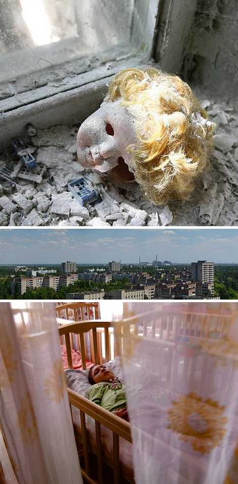 abandoned orphanage Pripyat Ukraine
