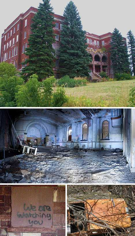Volunteers Of America Michigan >> Child's Place: 10 Eerie Abandoned Orphanages | Urbanist