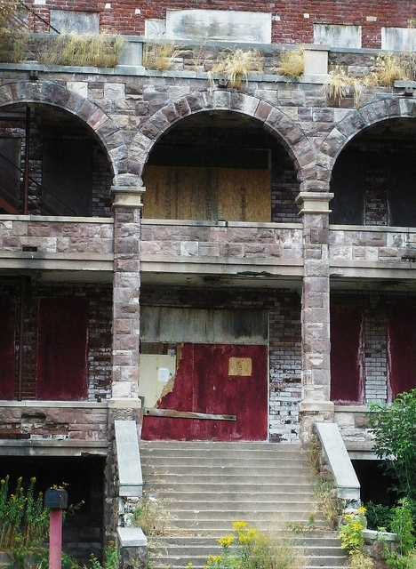 Holy Family Orphanage Marquette Michigan abandoned