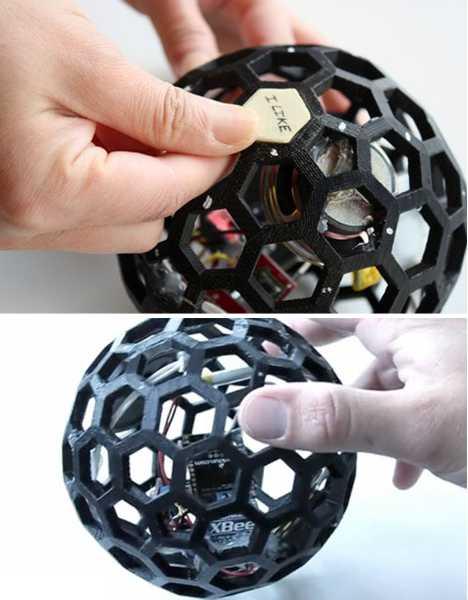 Radio Ball concept