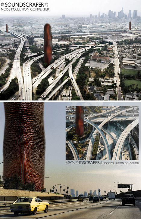 skyscraper soundscraper urban design