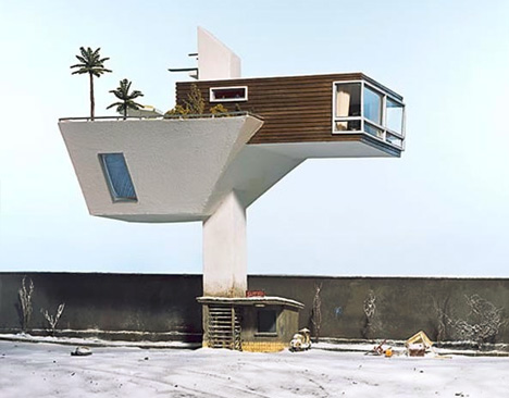 surreal model architecture
